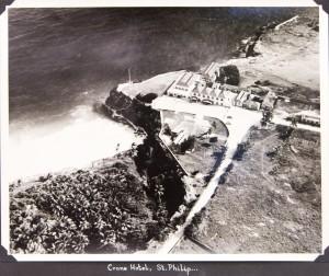 Aerial Shot 1950s -2