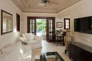 Park Residences - One Bedroom Garden Living Room