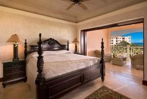Park Residences - Master Bedroom